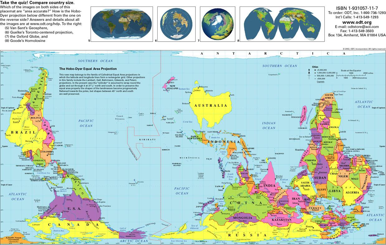 Cartina Geografica Dell Australia.Diversi Punti Di Osservazione Diversi Punti Di Vista
